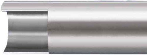 Fränkische Aluminiumrohr, schwer ALU Steck ES 16 VDE 0605, 4456 Alu Steck-ES Elektro-Installationsrohr Metall 4013960176063