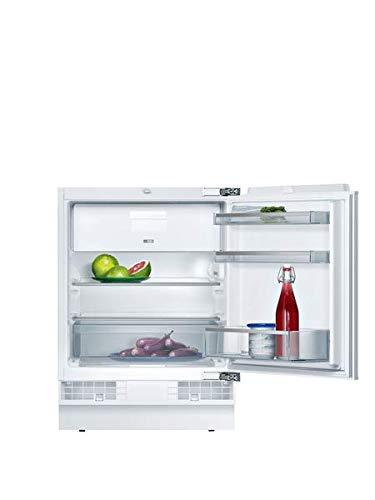 NEFF K4336XFF0 Unterbau-Kühlschrank mit Gefrierfach N50 / 82,0 x 60,0 cm (H x B) / 108 l Kühlteil / 15 l Gefrierteil / FreshSafe