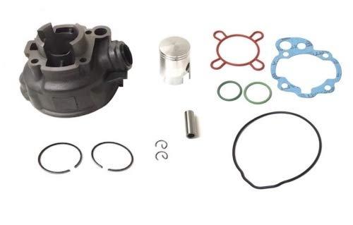 50ccm Zylinder Kolben Dichtsatz Kit für Minarelli AM6 Aprilia MX RS RX, Rieju RR MRX