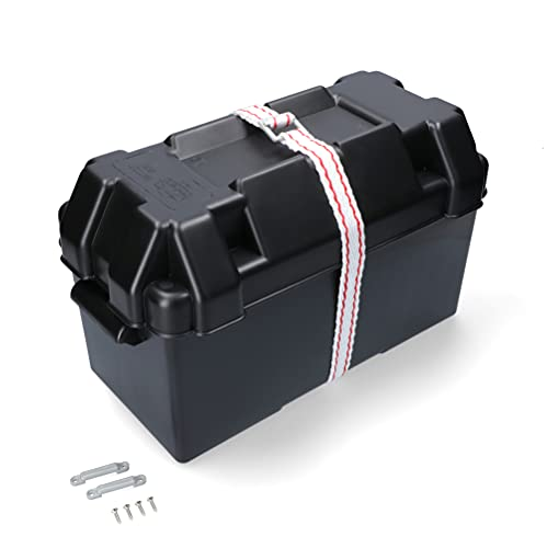 Boote & Yachten Kantschuster -   Batteriekasten 390