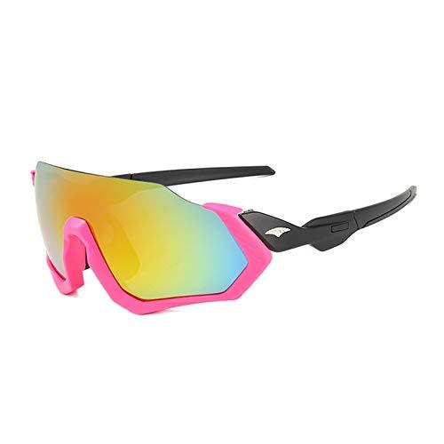 KHXJYC Gafas De Sol para Hombre, Gafas De Sol Deportivas para Exteriores En Bicicleta, Senderismo, Senderismo, Ciclismo, Correr, Gafas De Ciclismo,#5