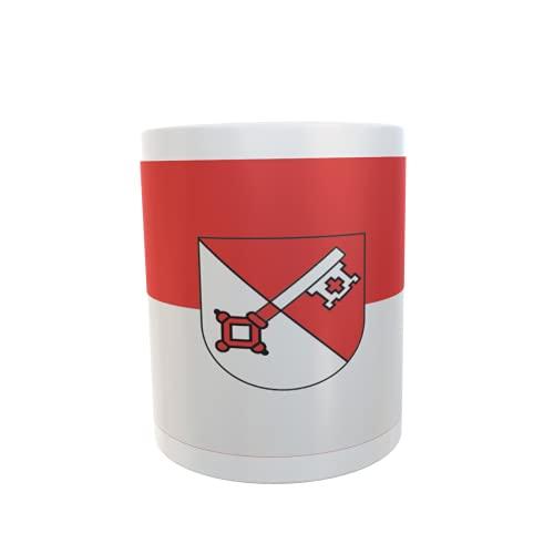 U24 Tasse Kaffeebecher Mug Cup Flagge Öhringen