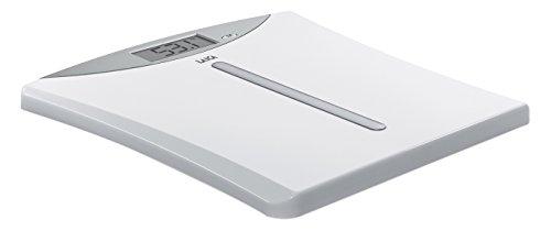 Laica PS6012W Báscula personal electrónica Plaza Color blanco - Bás