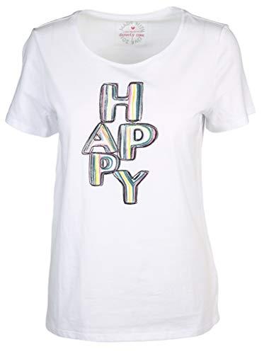 Lieblingsstück Damen Shirt CirstenL Größe S Weiß (weiß)