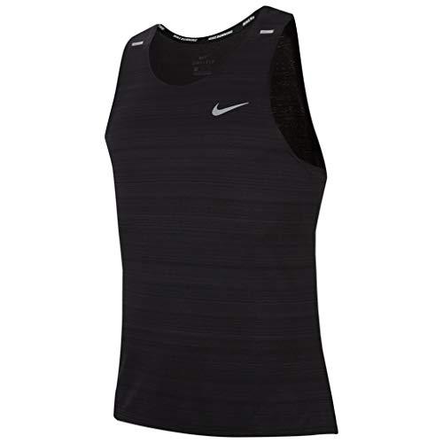 Nike Damen T-Shirt, schwarz, M