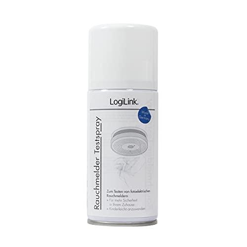 LogiLink Rauchmelder Test-Spray, 150 ml, RP0011