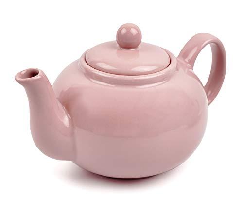 RSVP Chai 16ounce Teapot Pink