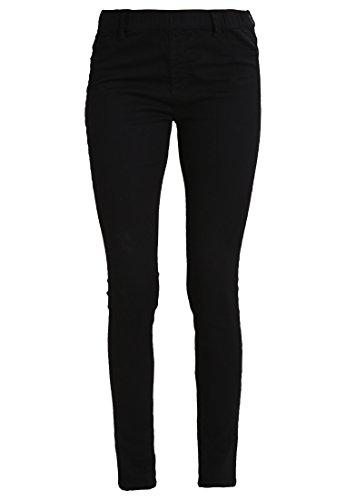 Even&Odd Jeggings da Donna in Nero o Blu Scuro - Pantaloni Leggings in Materiale Elasticizzato, Taglia L