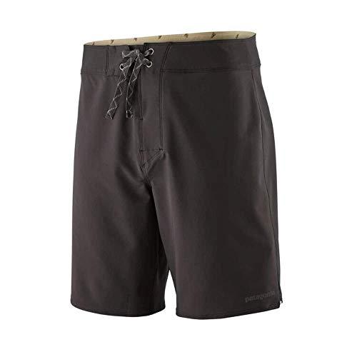 Patagonia M's Stretch Hydropeak Boardshorts-18 In. Shorts für Herren. L schwarz (Ink Black)
