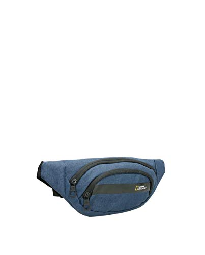 National Geographic Stream Sac Banane Bleu