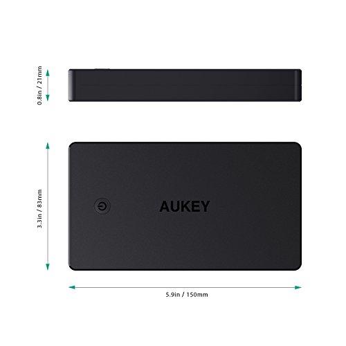 AUKEY Powerbank 20000mAh – Externer Akku - 7