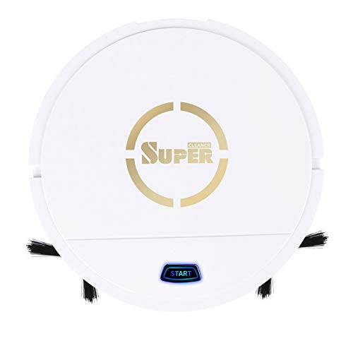 Lowest Price! Sweeping Robot USB Rechargeable Sweeping Robot Auto Cleaning Robot Smart Sweeping Robo...