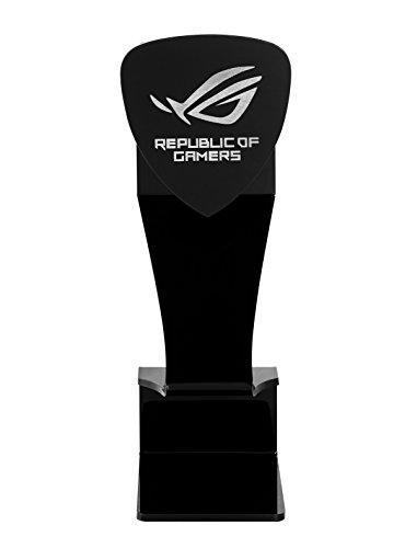 Asus ROG Gaming Headset Stand (Halterung für Over Ear Headsets und Kopfhörer) schwarz