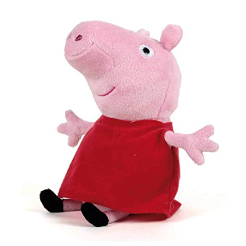 JT Peppa Pig Plüschfigur Peppa Wutz 27cm (Peppa Pig)
