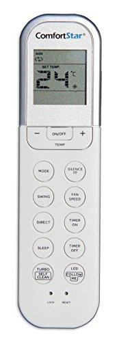 wellclima Telecomando RG36F4/BGEFS- RG36F2/BGEF Midea, Ariston, Comfee, Confortstar ad Altri Marchi per condizionatori, climatizzatori, Pompa di Calore, Inverter RG36
