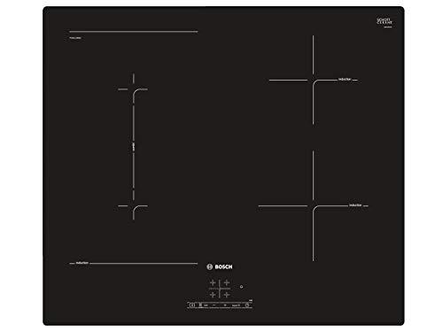 Bosch - Piano Cottura PVS611BB5E a Induzione 4 Zone di Cottura da 59 cm Colore Nero
