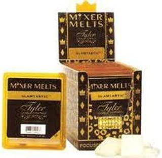 Fleur de Lis Mixer Melts by Tyler Candle * SET OF 3 *