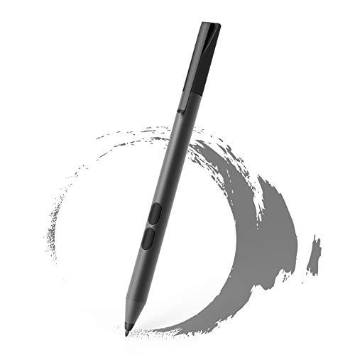 Stylus Pen for Microsoft Surface Pro 7, Compatible with Surface Pro X 7 6 5 4 3, Surface Go 2 1, Surface Laptop 4 3 2 1, Surface Book 3 2 1, Surface Studio 2 1, Palm Rejection 1024 Pressure (Black)