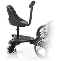 Be Cool Seat Asiento para el patín universal Skate de Be Cool, para Segundo Niño, uso desde año y medio hasta 20 kg., Con Manillar y Arnés