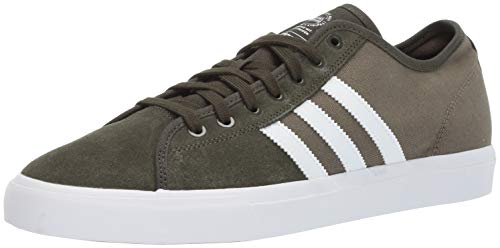 adidas Originals Men's Matchcourt Running Shoe, Night Cargo/White/raw Khaki, 8.5 M US