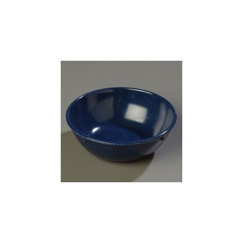 5.5' Round Nappie Bowl w/ 14 oz Capacity, Melamine, Cafe Blue