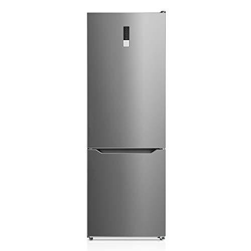 Midea KG 6.2 Kühl-gefrierkombination/A++/188 cm/224 kWh/Jahr/219L Kühlteil/ 76L Gefrierteil/No Frost/AllAround Cooling/Digital Control