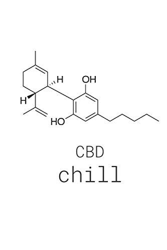 cbd - chill: Simple Minimalist Chemistry...