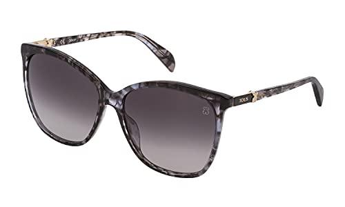 TOUS S0352798 Gafas de Sol STOA30S-580AHU para Mujer, Multicolor, 58 mm