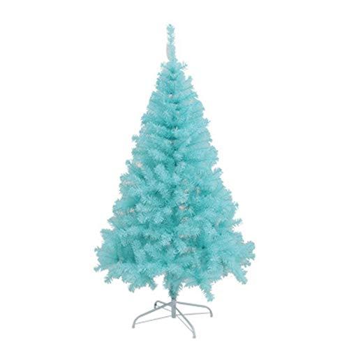 LYLY Árbol de Navidad Artificial Conjunto de decoración para el hogar Decoraciones de Navidad para la decoración de la estatuilla del árbol del hogar (Color : 60cm)