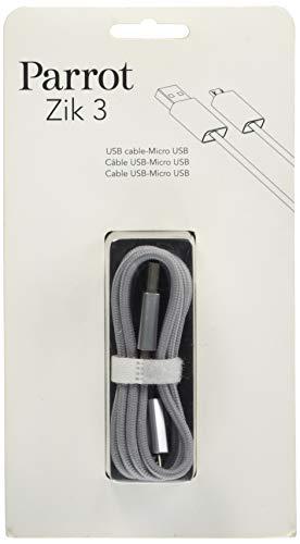 Parrot PF056028 Cavo USB per Zik 3, Grigio