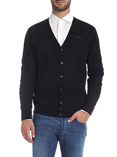 Luxury Fashion | Dsquared2 Heren S74HA0991S16794900 Zwart Wol Vesten | Herfst-winter 19