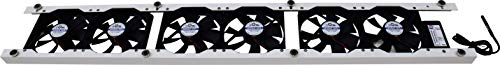 Ekospal 6XL Lüfter (90cm) - Heizkörper Verstärker für 3-Platten Heizkörper ab 90cm