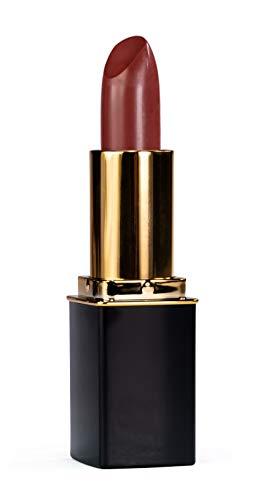 L Paige L50 Cappuccino Designer Lipstick, All-Natural, AloeVera, Long-lasting Moisturizing