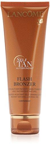 Lancôme Flash Bronzer - Loción autobronceadora para el cuerpo, 125 ml