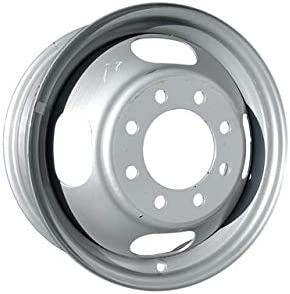 Steel Wheel - Silver 4 Slot 8 Compatible 16 x 6 Limited time for free shipping Fashionable Inch Lug