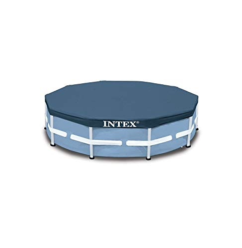 Intex Le Depot Ballille – Lona protectora para piscina tubular redonda 4,27 m