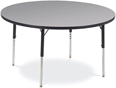 Environments 30 x 60 Group Table with Metal Legs Item # 900599AD