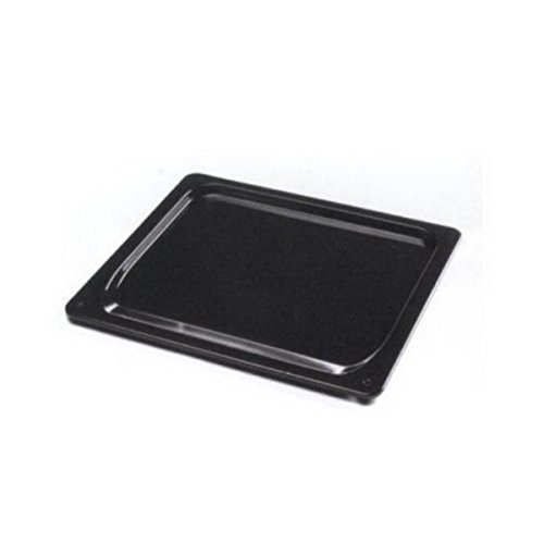 Oranier 2981405000 emailliertes Backblech Pizzablech Zubehör Standherde 90cm