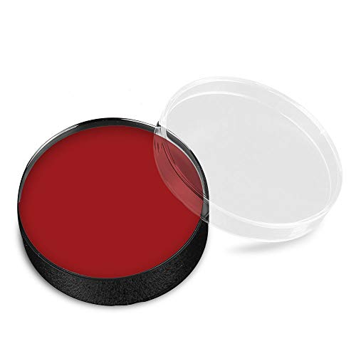mehron Color Cups Face and Body Paint - Clown Red