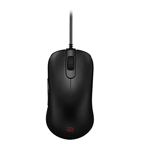 BenQ Zowie S1 - Gaming Maus (Plug & Play, 3360 Sensor, Medium) für e-Sports