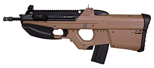 FN Herstal F2000 - Fucile Softair Elettrico -Cal 6mm- 1 Joule- Colore Deserto