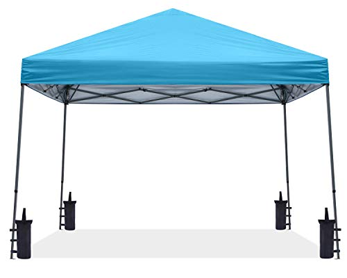 ABCCANOPY Stable Pop up Outdoor Canopy Tent, Sky Blue