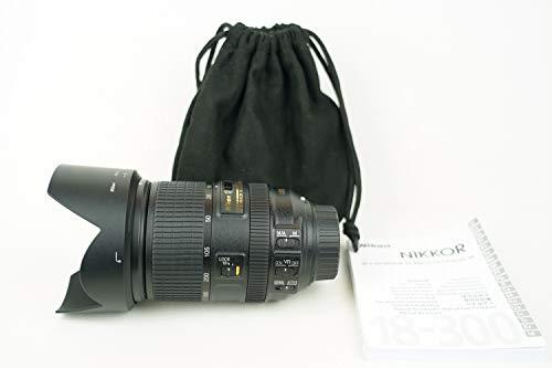 Nikon AF-S DX NIKKOR 18-300mm f/3.5-5.6G ED Vibration Reduction Zoom Lens with Auto Focus for...