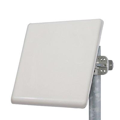 Sevenplusone licht en mooi, gemakkelijk te dragen. WIFI/WIMAX antennes 22dbi, eenvoudig te installeren