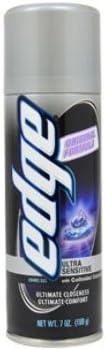 Men Edge Ultra Sensitive Shave pcs 1788527MA sku# Fixed price for Detroit Mall sale Gel 1