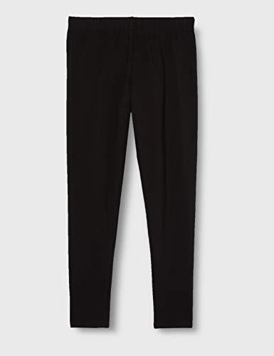 Vans Chalkboard Legging Grls Leggings, Nero (Black/White Y28), Medium Bambina