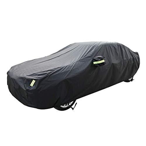 FHKBB Cubierta para automóvil Mercedes Benz GLA Cubierta para automóvil Lona Especial para automóvil Cubierta para automóvil Protector Solar a Prueba de Lluvia Engrosamiento Aislamiento