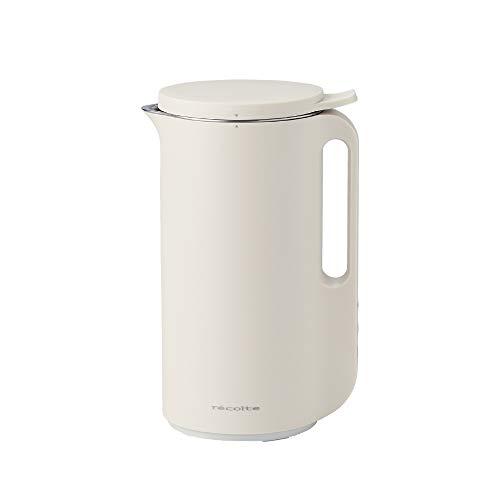 レコルト ソイアンドスープブレンダー RSY-1(W) クリームホワイト recolte Soy & Soup Blender