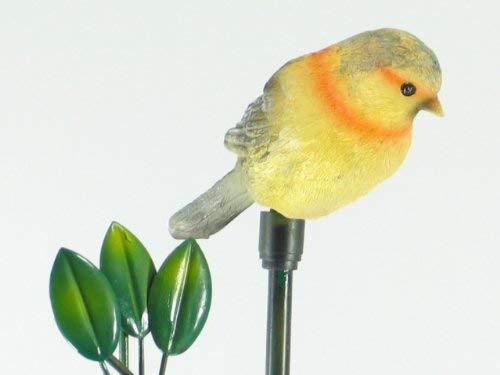 Solarleuchte Vogel Solar-Stick Solar-Gartenleuchte Solar-Garten-Balkon-Terrassen-Blumentopf-Blumenbeet-Dekorations-Weihnachts-Leuchte