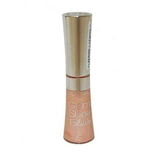 L'oreal Gloss Glam Shine Blush - 151 Baby Blush